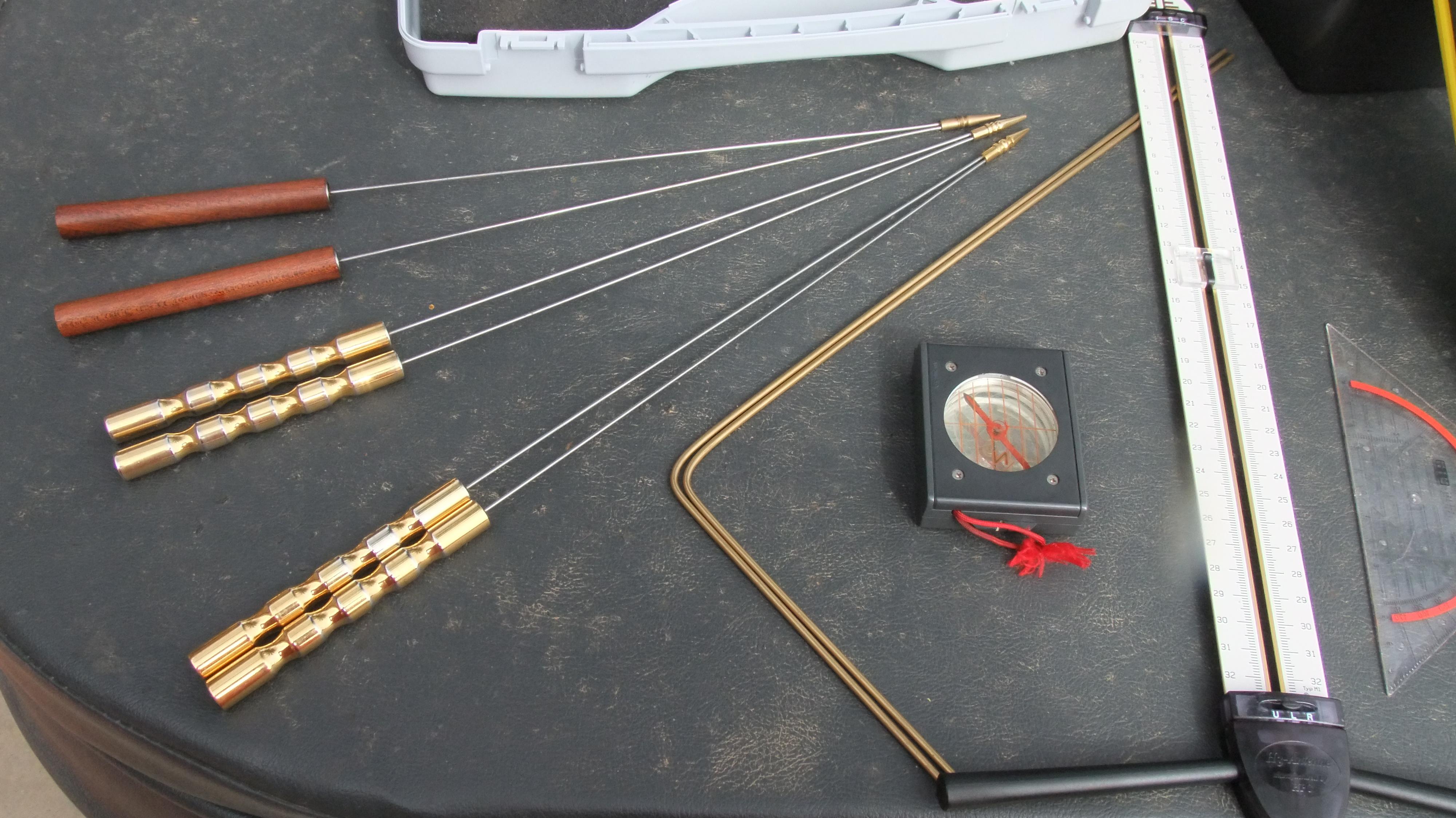 Sensores para la detección de radiaciones naturales.