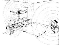 algunas causas de contaminación electromagnética en dormitorios