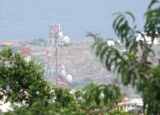 torre de telefonía