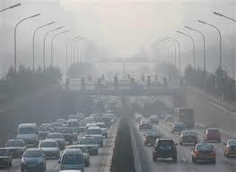 contaminación en ciudades