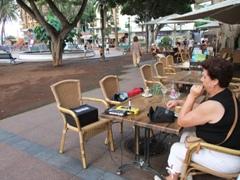 plaza el charco Tenerife